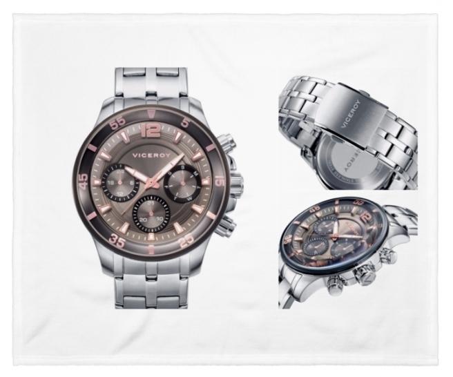 Top 2 Relojes Viceroy Más Interesantes 42257-45
