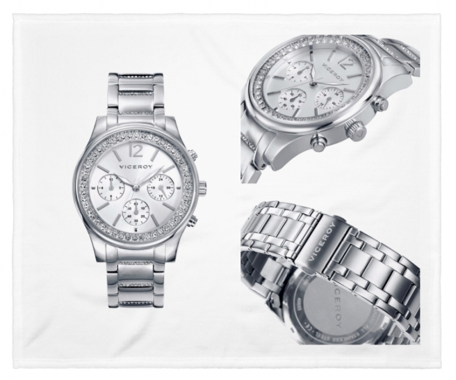 Reloj Viceroy Chic Para Mujer 40848-85