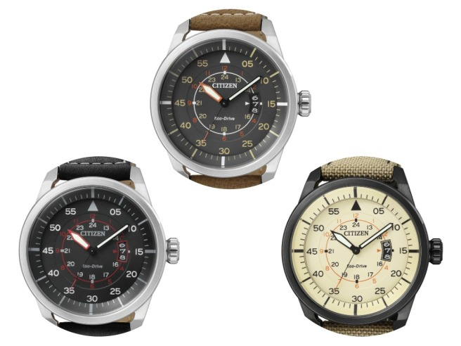 Primeros Citizen Aviator