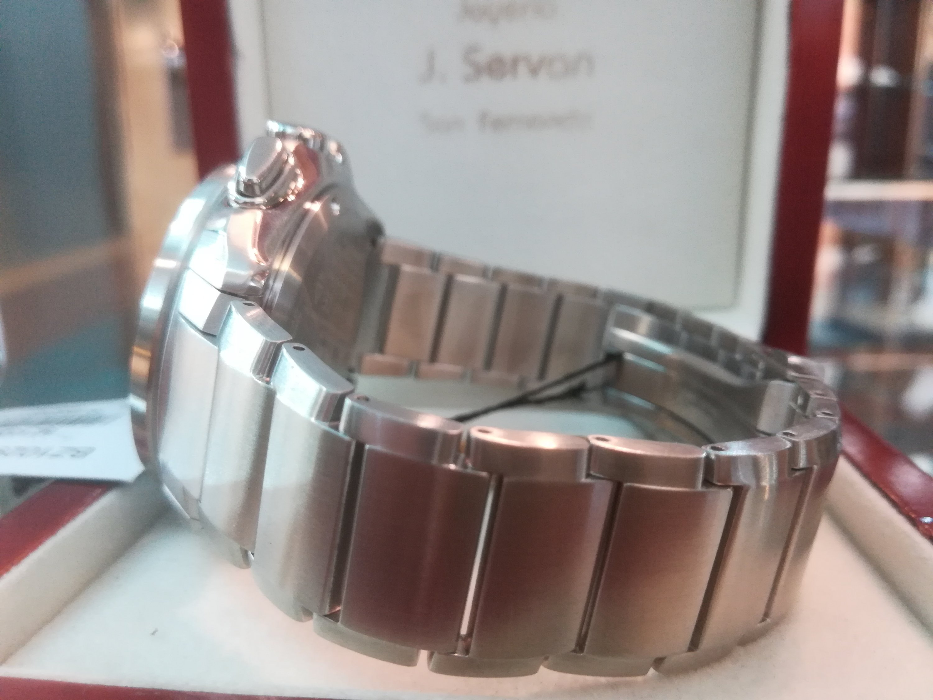 citizen bluetooth solar brazalete acero