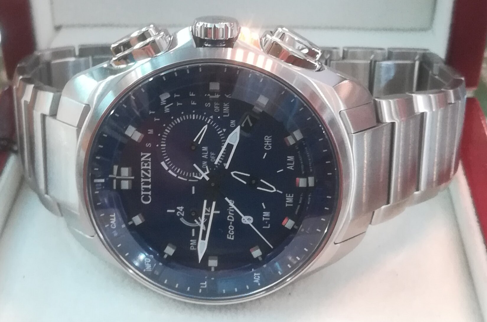citizen bluetooth w770