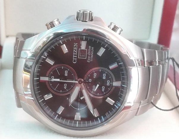 reloj titanio hombre Citizen CA0700-86E