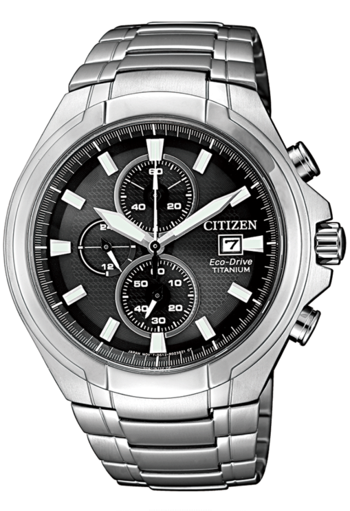 citizen eco drive titanium